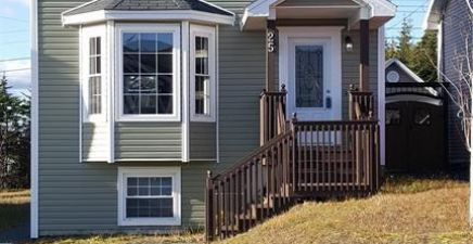 25 Baffin Drive, Mount Pearl 1200010