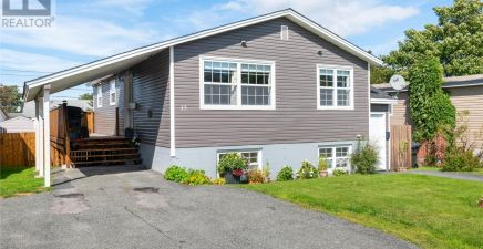 13 Scammell Crescent, Mount Pearl 1223395
