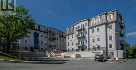 181 Hamilton Avenue Unit#105, St. John`s 1224629