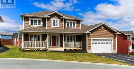 20 Summerwood Place, Portugal Cove - St. Philips 1229932