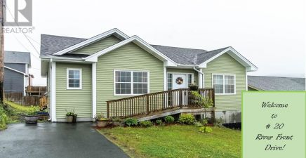 20 River Front Drive, Portugal Cove - St. Philips 1232357