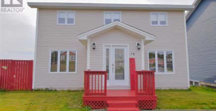 14 Silverwood Drive, Conception Bay South 1234390